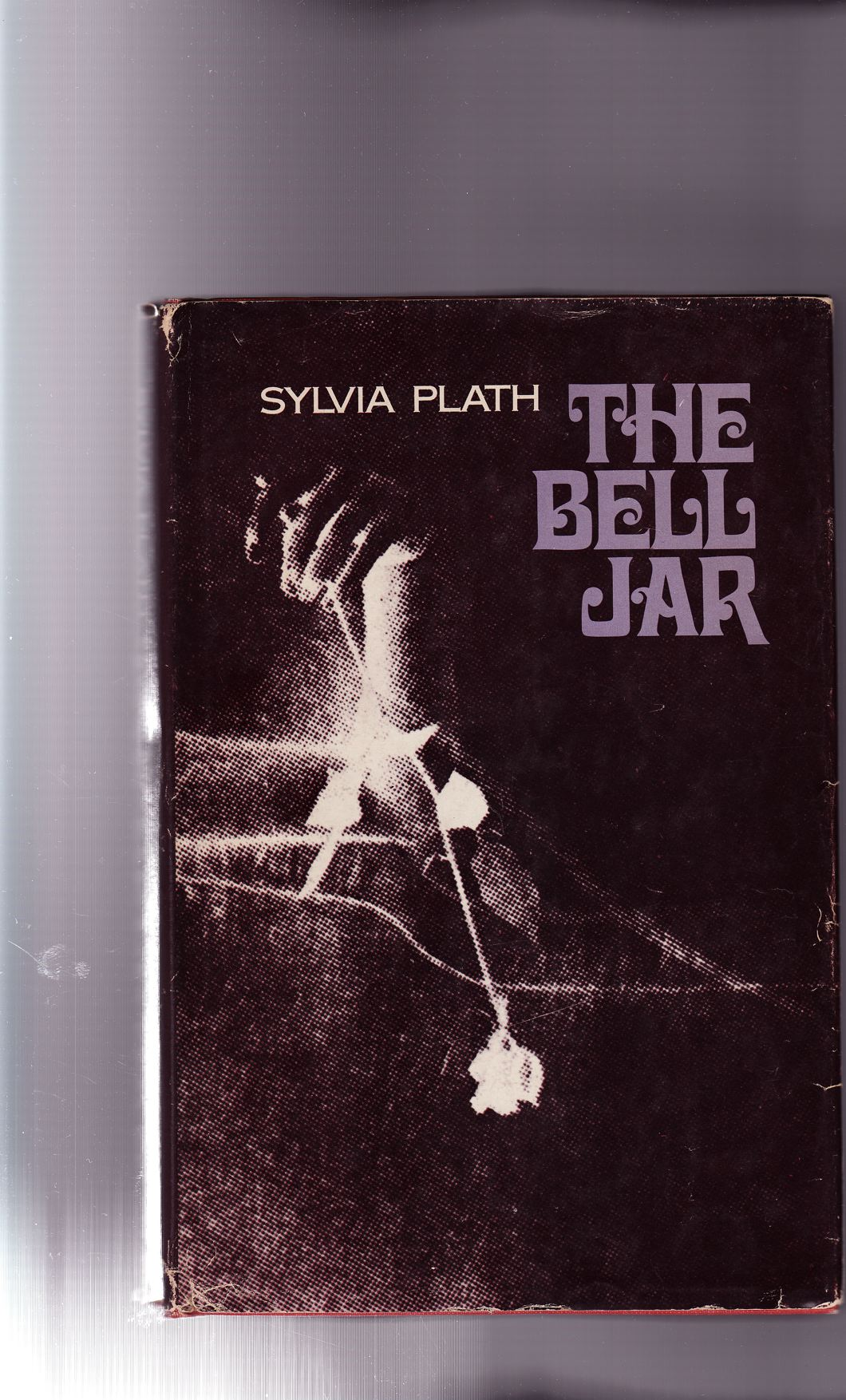 the maine bookhouse quality books oxford maine collections the bell jar plath sylvia biographical notes by lois ames 1971 harper row new york book club edition this is not an ex library book binding is red